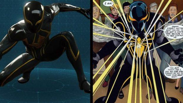 Spider Armor - Mk II Suit - Amazing Spider-Man Vol 1 #656 (2011)