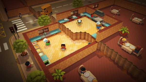 Xbox Games With Gold, Overcooked