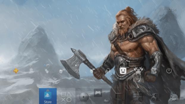 Winter Barbarian