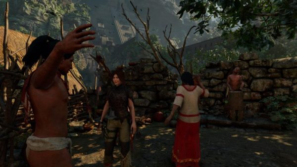 Shadow of the Tomb Raider, tiny details