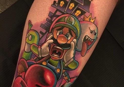 MAAARRRIIOOOOO!! – Luigi's Mansion