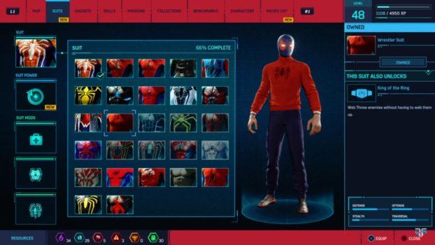 27. Wrestler Suit
