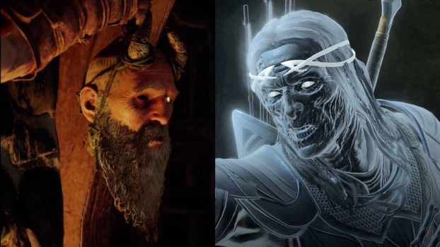 Alastair Duncan as Mimir (God of War) and Celebrimbor (Middle Earth: Shadow of Mordor)