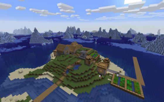 Fishing Village Ruins