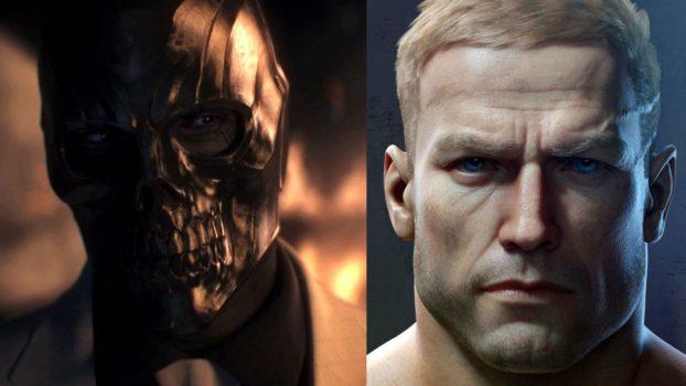 Brian Bloom as Black Mask (Batman: Arkham Origins) and William