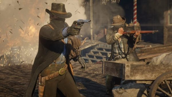 best ps4 games, october 2018, have on your radar, red dead redemption ii