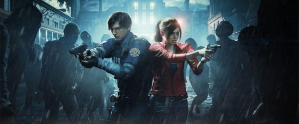 Capcom, Resident Evil 2, free
