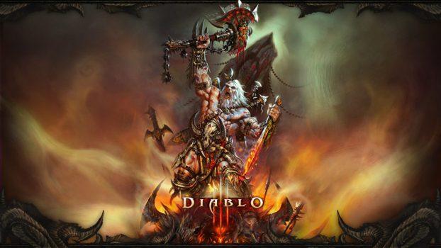 A Diablo Souls Game