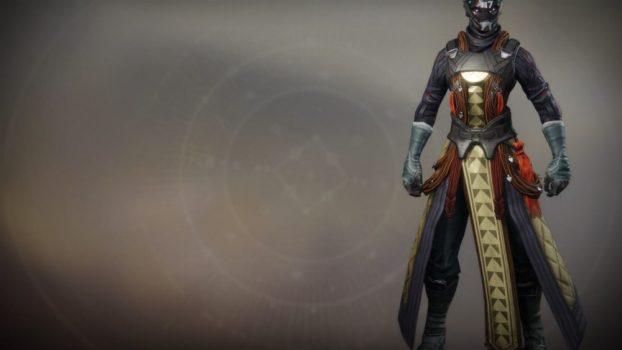 Phoenix Protocol (Warlock Chest Armor)