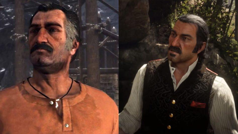 Red Dead Redemption 2 Vs Graphics Comparison