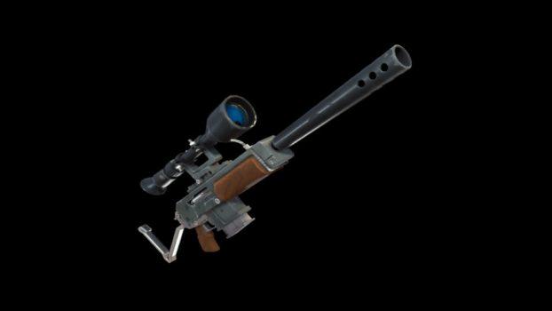 Semi-Automatic Sniper