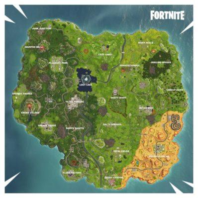 fortnitemares, gargoyles locations, fortnite