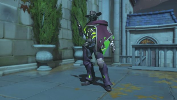 Undead McCree (Epic)