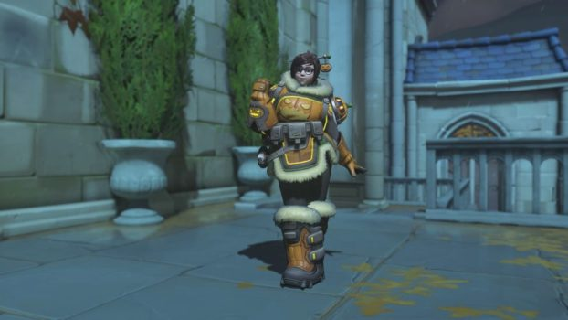 Pumpkin Mei (Epic)