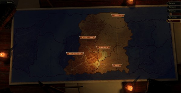 pathfinder kingmaker review, owlcat games