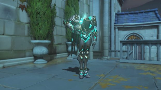 Enchanted Armor Pharah (Legendary)