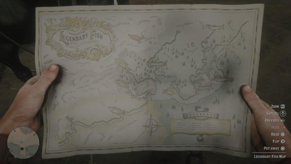 Гайд по рыбалке в Red Dead Redemption 2 – как поймать большую легендарную рыбу и найти на неё легендарную приманку. Лучшие места и время  для поимки рыбы в RDR 2