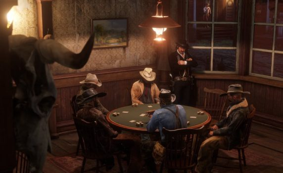 red dead redemption 2 quiz, poker