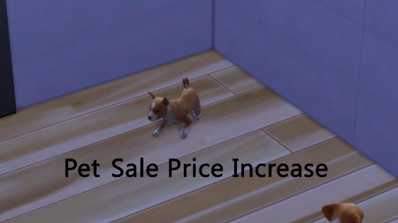 sale price increase the sims 4