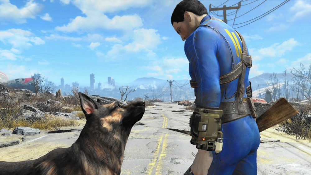cliche, cliches, fallout 4, video games, features
