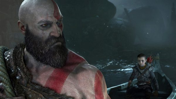 protagonist, kratos, god of war, ps4, santa monica, sony, playstation, 2018, top 10