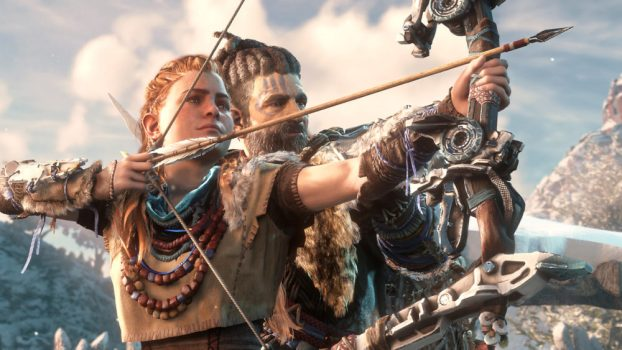 1. Horizon Zero Dawn