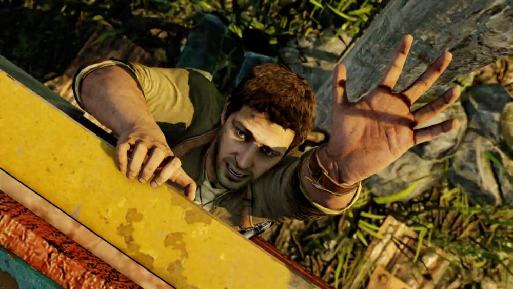 cliche, cliches, uncharted, nathan drake, features, video games