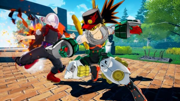 my hero one's justice, my hero academia, review, is it good