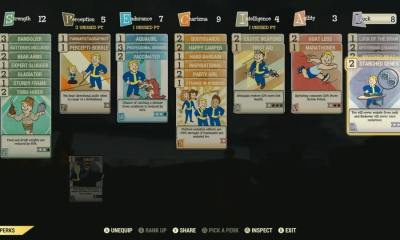 fallout 76 level cap, special perks, perk cards, Fallout 76, fallout, character builds, multiplayer