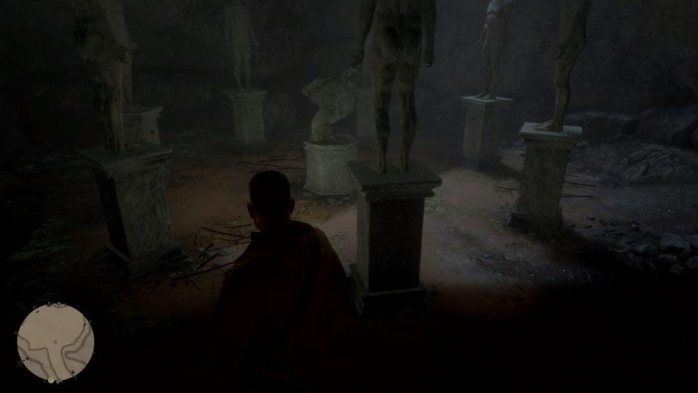 Гайд и секреты по Red Dead Redemption 2 – как решить загадку со статуями