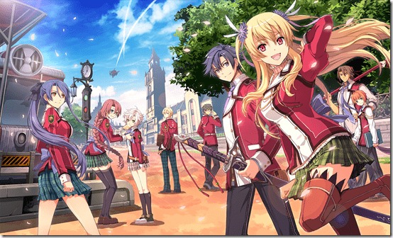 Trails of Cold Steel I and II Remastered - Jan. 22
