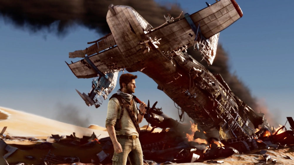uncharted, nathan drake collection, ps4, playstation, sale, deal, only on playstation, naughty dog, sony