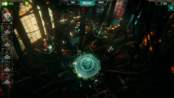 warhammer 40000 mechanicus review