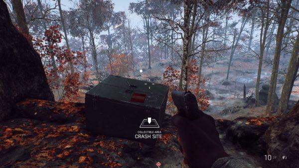 Battlefield V letter locations
