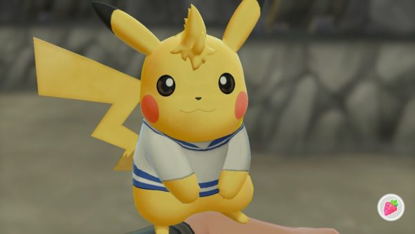 Hair Style Eevee: Pokemon Let's Go: How To Change Pikachu & Eevee Hairstyles