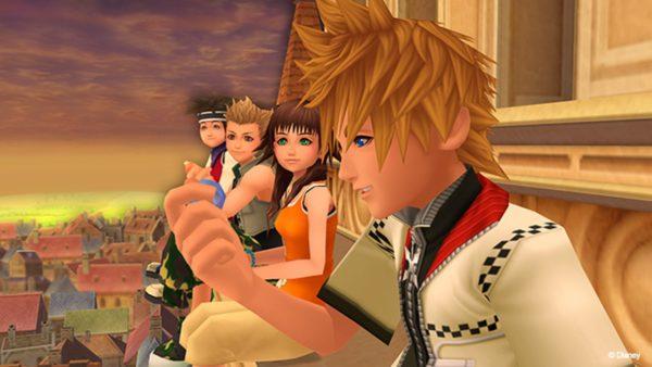 Kingdom Hearts II - Prologue
