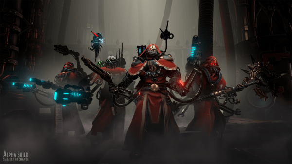 warhammer 40000 mechanicus review
