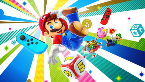 Super Mario Party, Sales, 1 million, Nintendo, Switch, News
