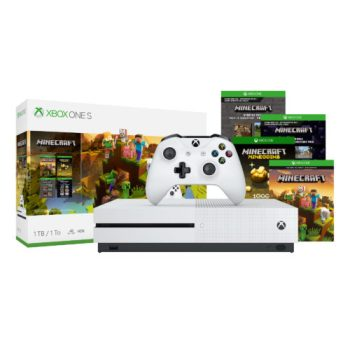 Xbox One Minecraft Bundle
