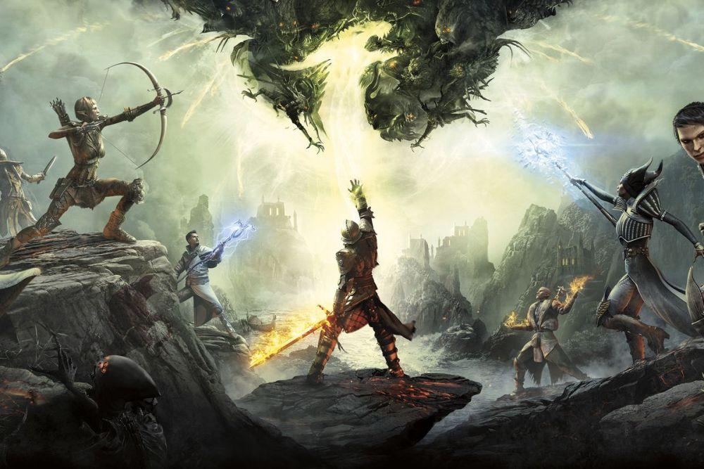 Dragon Age, Game Awards, Announcements, Bioware