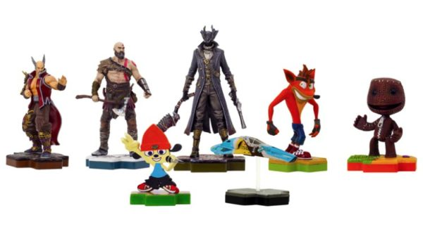 PlayStation Totaku Figures