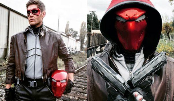Jensen Ackels' Red Hood