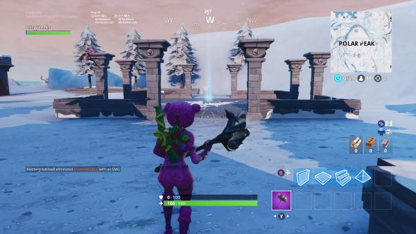 Fortnite Infinity Blade Guide: How to Get the Infinity Blade