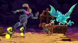 Smash Bros Samus