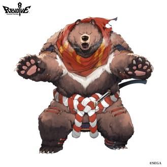 Revolve8, Bear