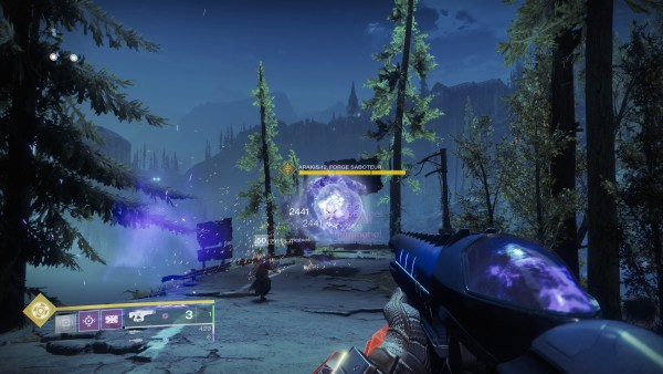 destiny 2, forge saboteur. locations