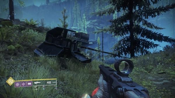 weapon core, destiny 2, black armory crate