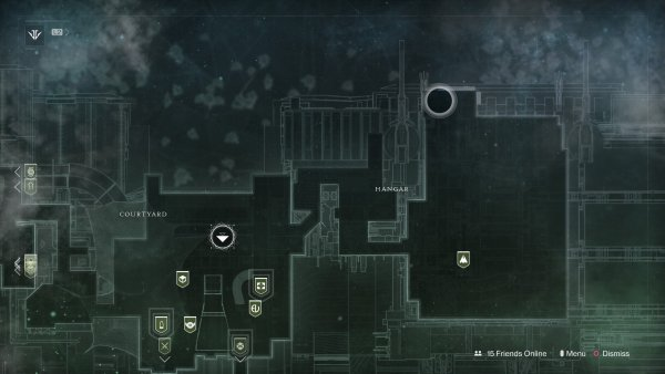 xur location tower