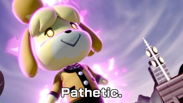 Isabelle's betrayal in Animal Crossing: New Leaf
