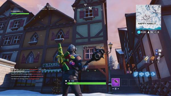 Fortnite Season 7, where the week 4 secret banner location is